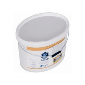 Pulveriges feinkörniges Sorptionsmittel in Eimern Ikasorb  1030 20kg