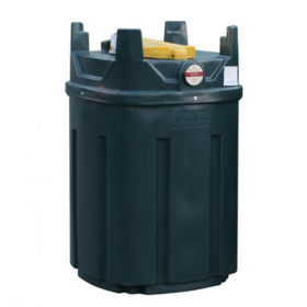 Altölbehälter 200 Liter