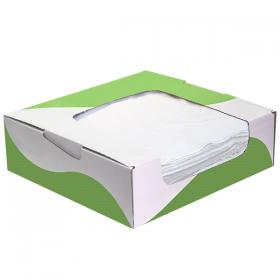 Putzlappen aus Betttuch Ikatex 8095