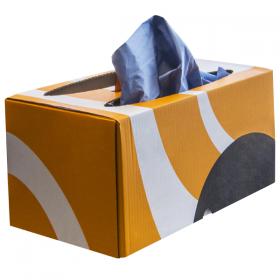 Putzlappen für Werkstatt Ikatex Bragbox Mekano