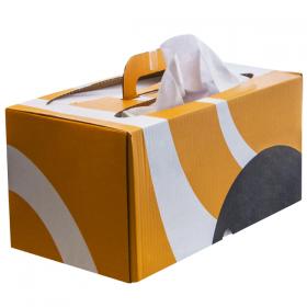 Tuch zum Polieren empfindlicher Oberflächen Ikabox Bragbox 9004
