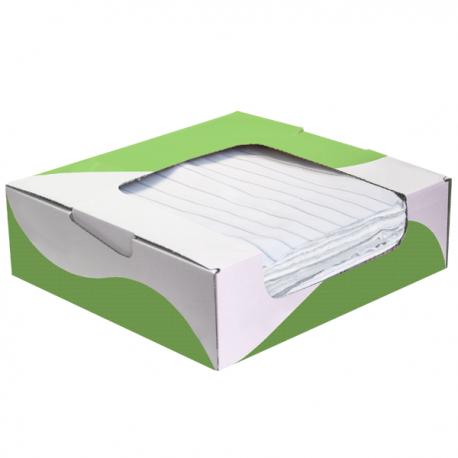 Putzlappen aus Bettwäsche Ikatex 7055