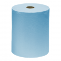 Starke zweischichtige Papierputzrolle