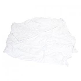 Putzlappen aus Weiße Frotteehandtücher Ikabox 8075