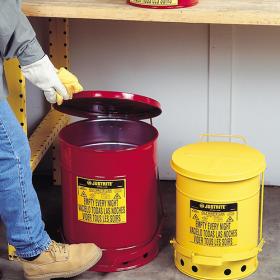 Entsorgungsbehälter, 34 Liter