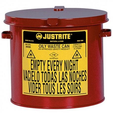 Entsorgungsbehälter, 8 Liter