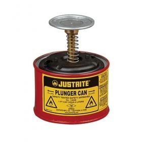 Sicherheitsbehälter mit Kolbenstange 500 ml