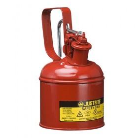 Sicherheitsbehälter für entzündbare Stoffe 1 Liter