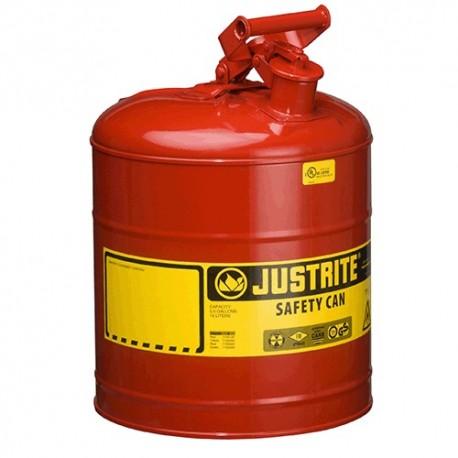 Sicherheitsbehälter für entzündbare Stoffe, 19 Liter
