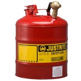 Sicherheits-Laborbehälter für entzündbare Stoffe, 19 Liter
