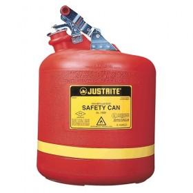 Sicherheitsbehälter für entzündbare Stoffe, 2 Liter (PE)