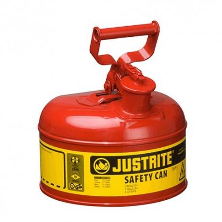 Sicherheitsbehälter für entzündbare Stoffe, 4 Liter