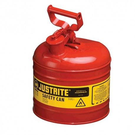 Sicherheitsbehälter für entzündbare Stoffe, 7,5 Liter