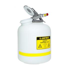 Sicherheitsbehälter für ätzende Stoffe, 19 Liter (PE)