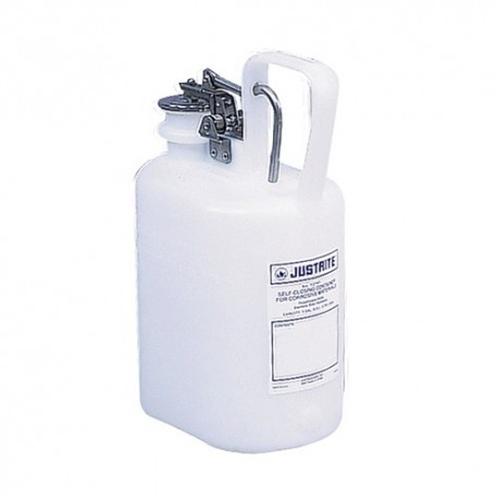 Sicherheitsbehälter für ätzende Stoffe, 8 Liter (PE)