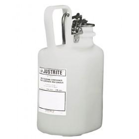 Sicherheitsbehälter für ätzende Stoffe, 9 Liter (PE)