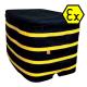 Heizmantel für IBC Behälter in der Ex Zone