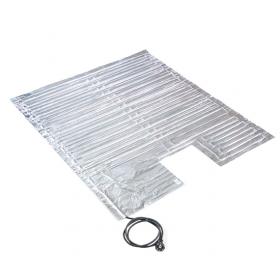 Heizer für IBC Palettenbehälter aus Aluminiumfolie