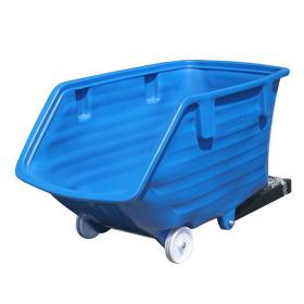 Kippbehälter mit Kippmechanismus SkipMaster