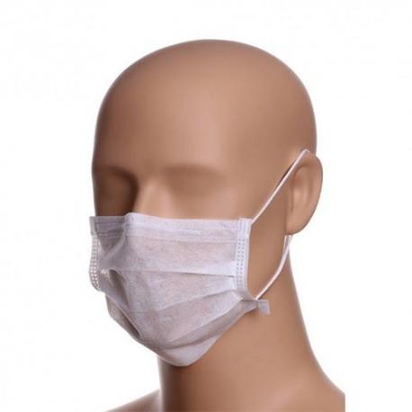 Chirurgische Maske aus Vliesstoff