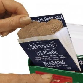 Kunststoffpflaster Salvequick