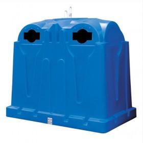 Sammelbehälter für die Abfalltrennung EuroLeader